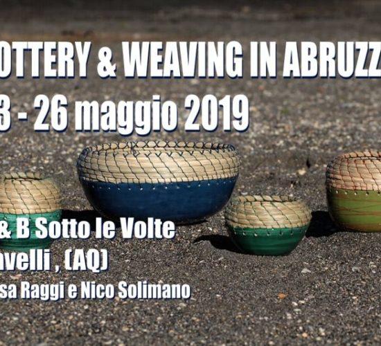 Pottery & Weaving – ABRUZZO