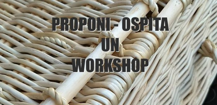 Proponi-Ospita un Workshop