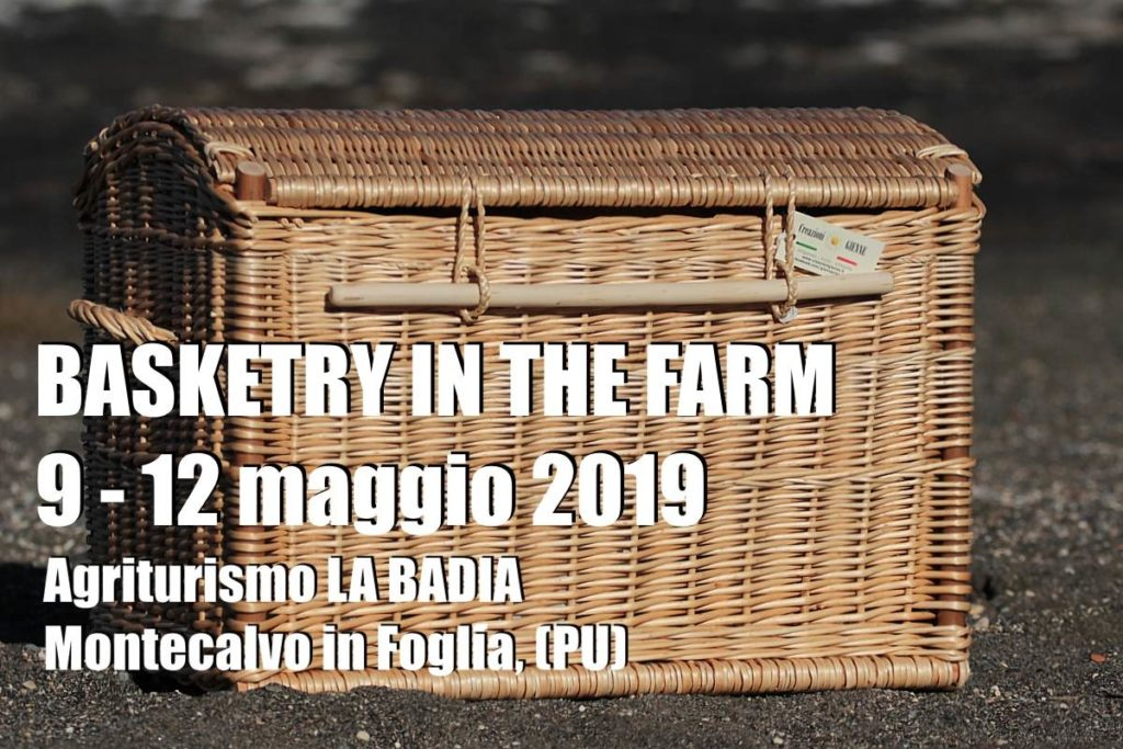 Risultati immagini per BASKETRY IN THE FARM 2019