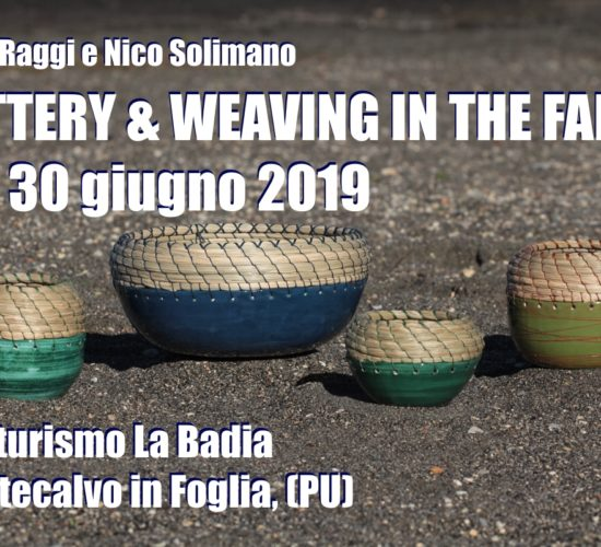 Pottery & Weaving – MARCHE