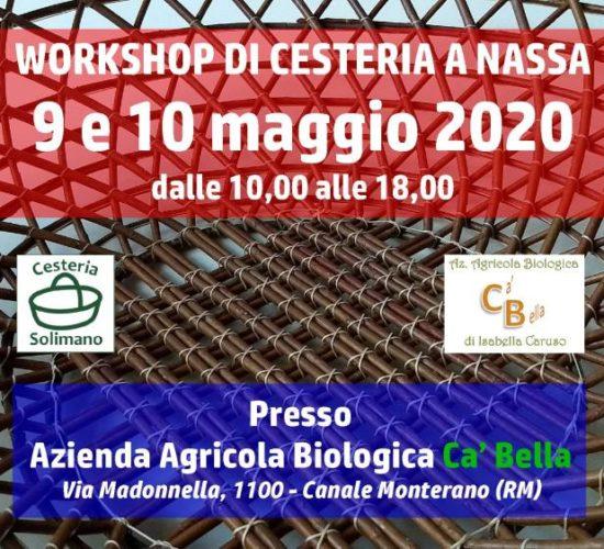 Cesteria a Nassa – Lazio