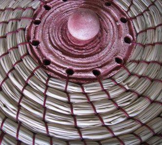 Ceramica e intreccio