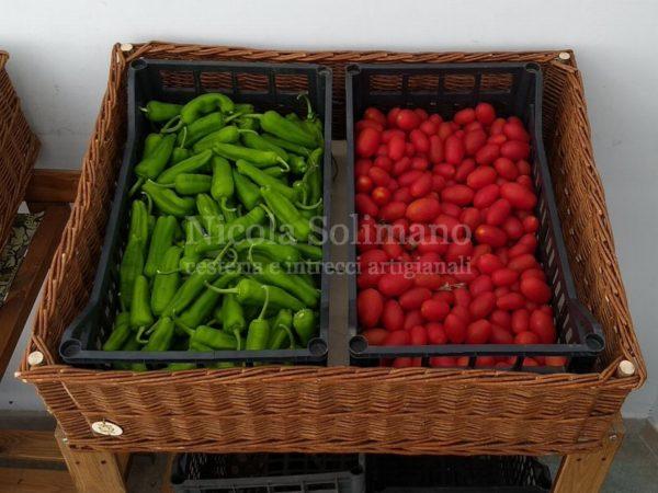 cesteria per frutterie
